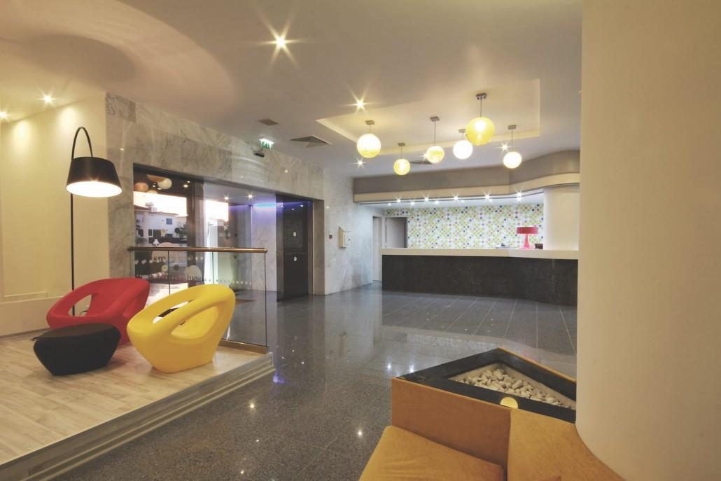 rep area receptions smartline hotel