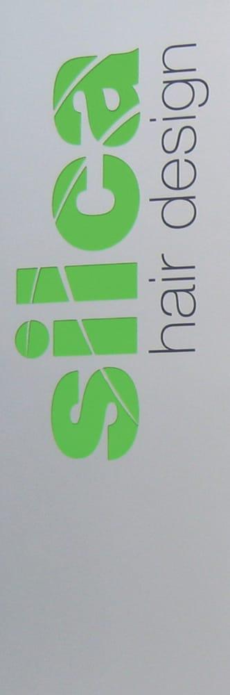 logo sign hairdressing salon
