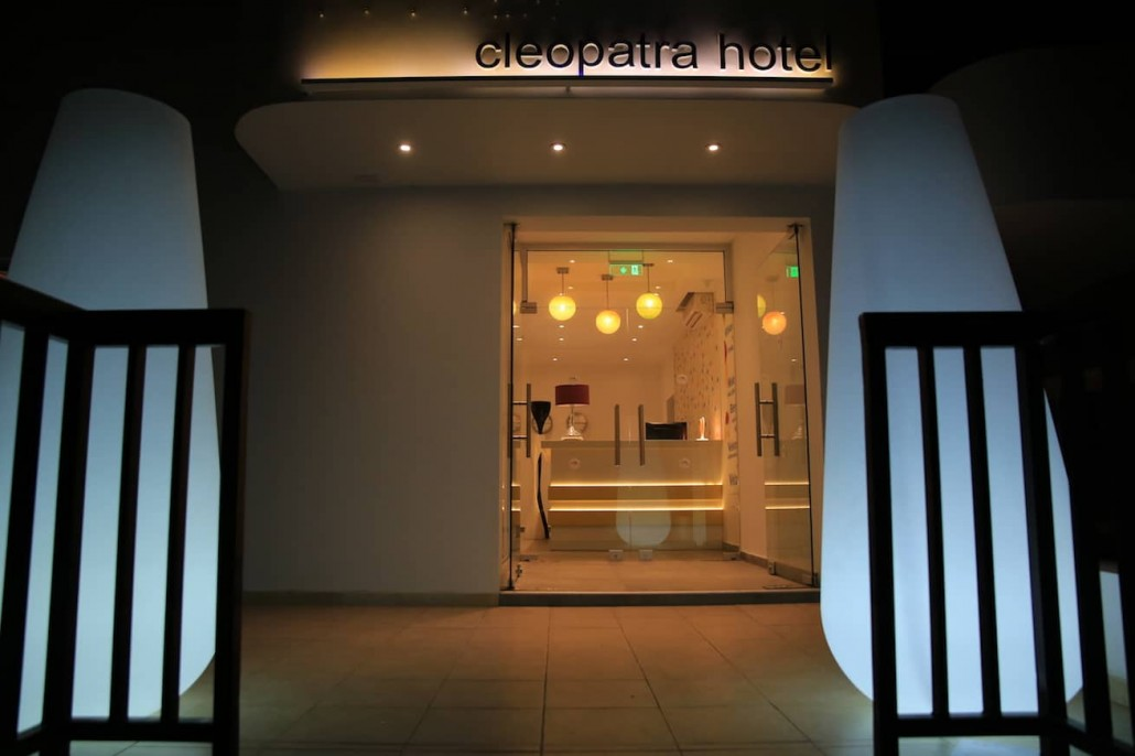 entrance-hotel-nightime