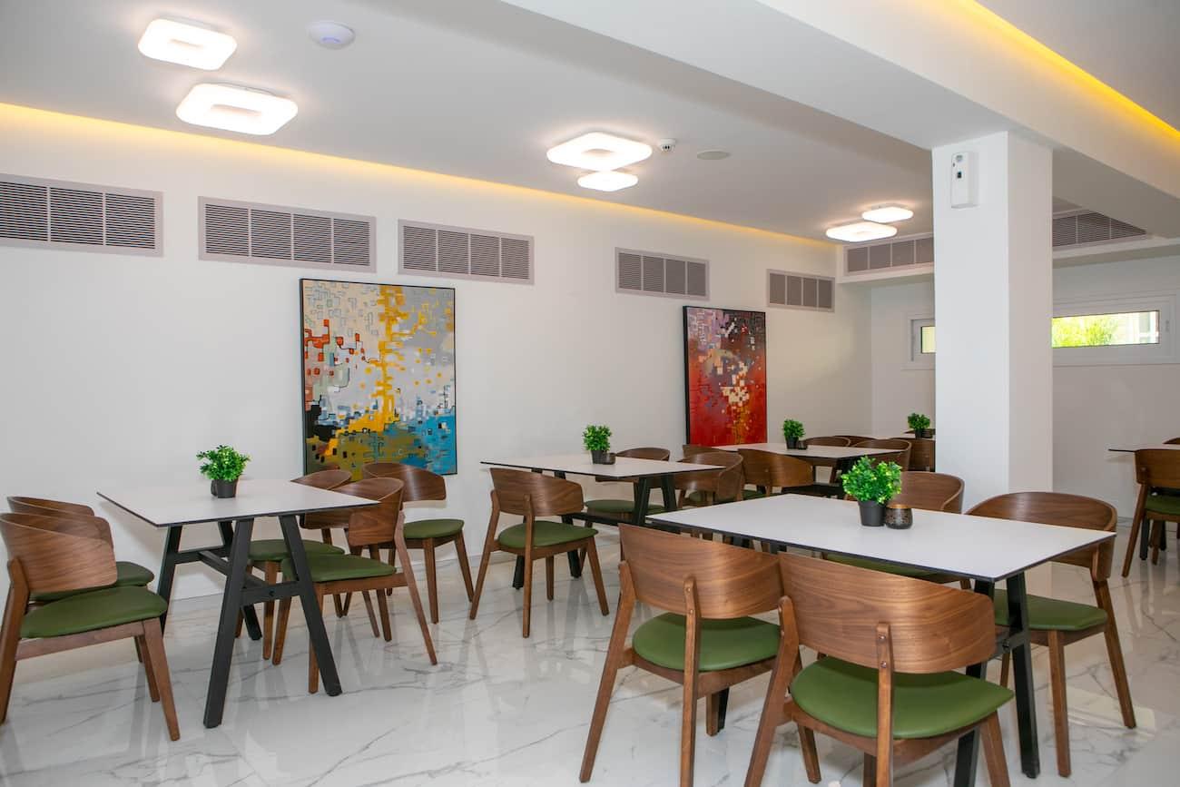 Hotel - renovation - theme restaurant